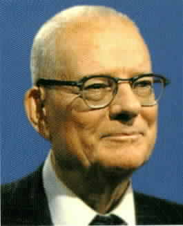 Photo of Dr. W E Deming