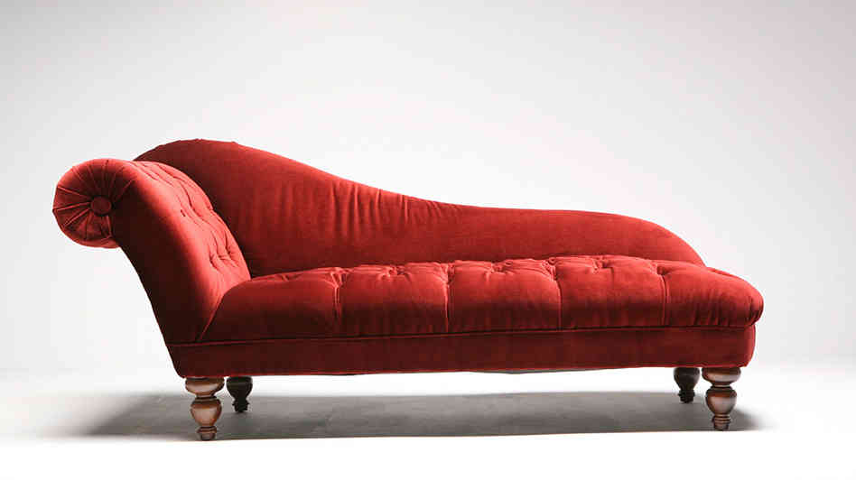 I am not your therapist think different - Changer toile chaise longue ...